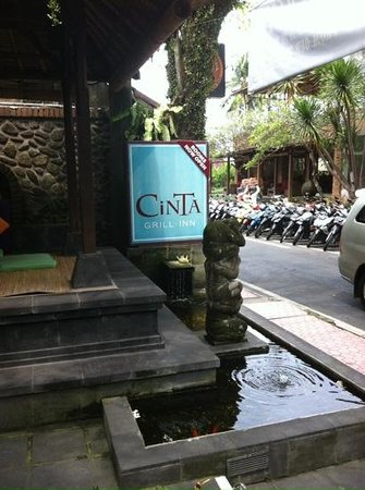 Cinta Inn: Best coffee in Ubud!
