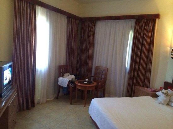 Nubian Island Hotel: внутри номера
