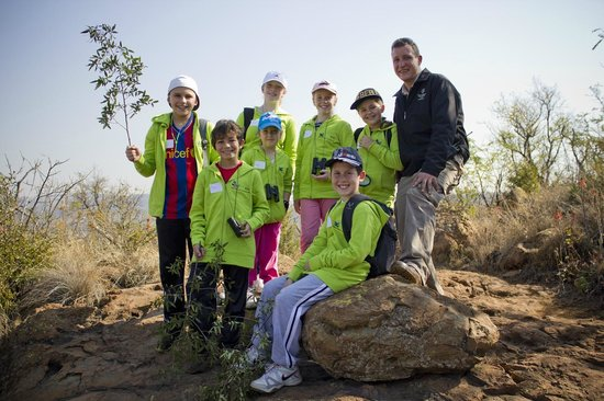 Thaba Eco Hotel: Eco Kids Club