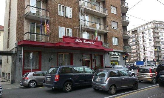 Continental Hotel: Hotel