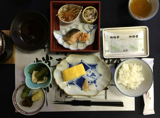 Watazen: Breakfast