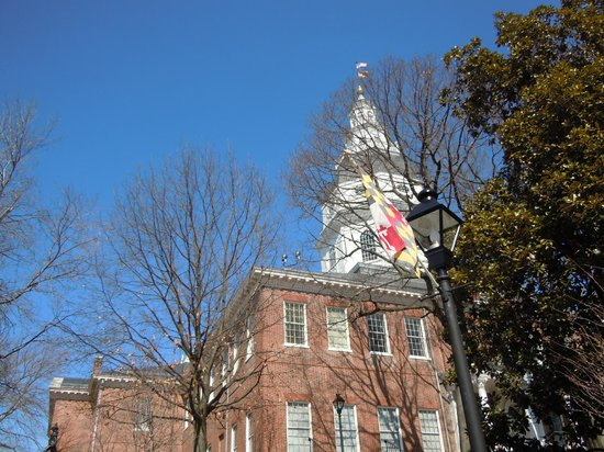 City Running Tours Annapolis