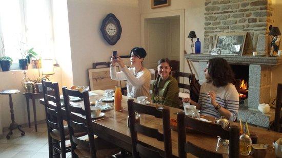 Les Blotteries: Petit Dejeuner