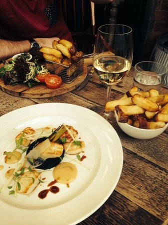 The Henley Brew House: Lovely lunch