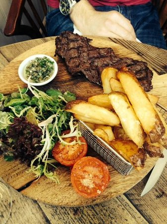 The Henley Brew House: Perfect steak