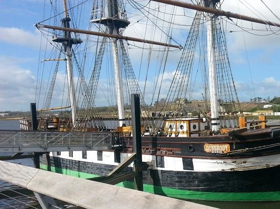 Dunbrody Famine Ship Experience: dunbrody famine ship new ross