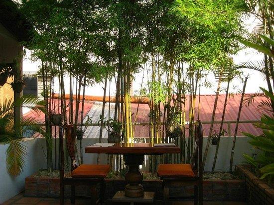 Passaggio Boutique Hotel: small garden