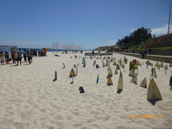 Cottesloe Beach - Sculptures Week