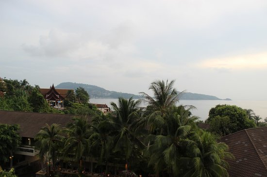 Diamond Cliff Resort and Spa: View from Balcony