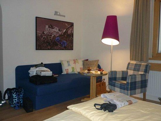 Hotel Schwaigerhof: Das neue barrierefreie Zimmer 1