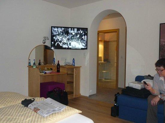 Hotel Schwaigerhof: Das neue barrierefreie Zimmer 3