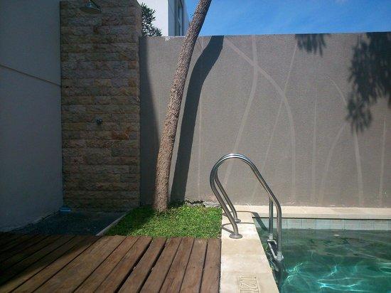 Uppala Villa Seminyak : Pool
