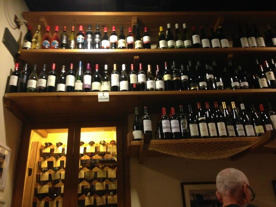 Cul de Sac Wine Bar : Col De Sac #1