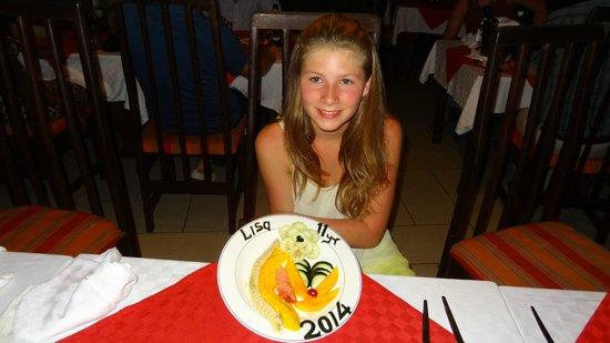Southern Palms Beach Resort: 11 ans de lili