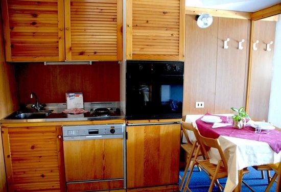 Il Vigo di Marilleva: Angolo Cucina