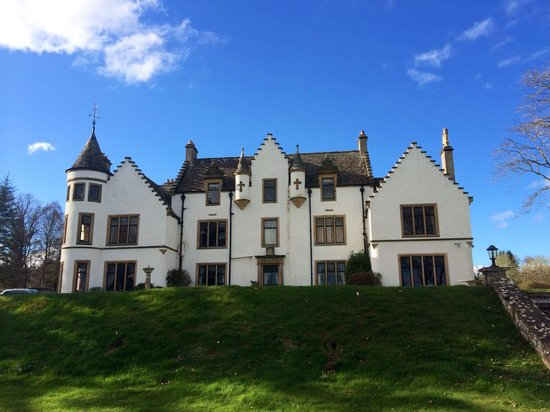 Kincraig Castle Hotel : The beautiful hotel