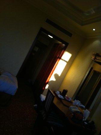 Michelangelo Hotel: Inside the room