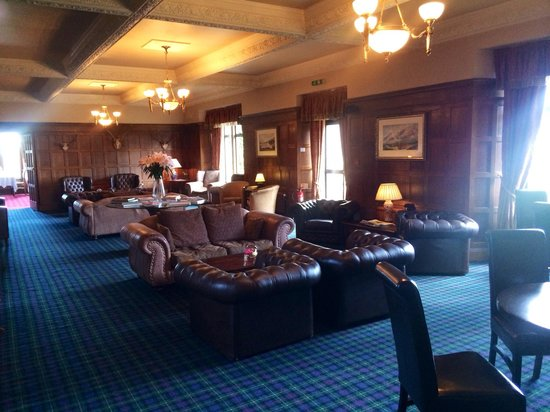 Kincraig Castle Hotel : Lounge