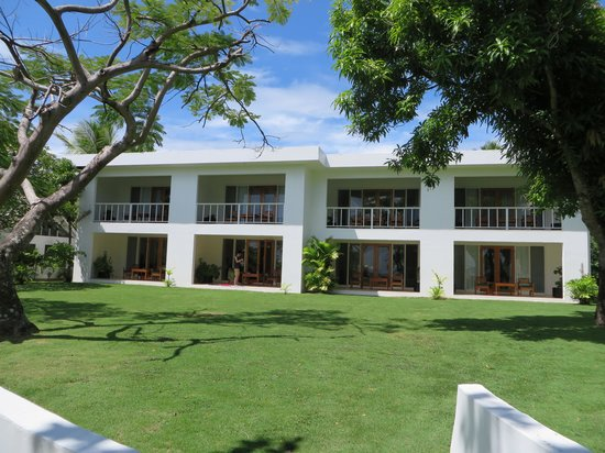 Lomani Island Resort: Deluxe rooms