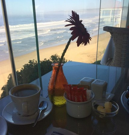 Views Boutique Hotel & Spa: The breakfast table