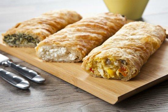 Pop Pie: Traditional Greek Filo