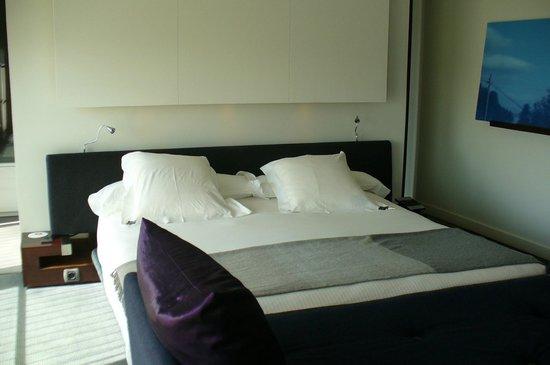 Sixtytwo Hotel: Vue de la chambre