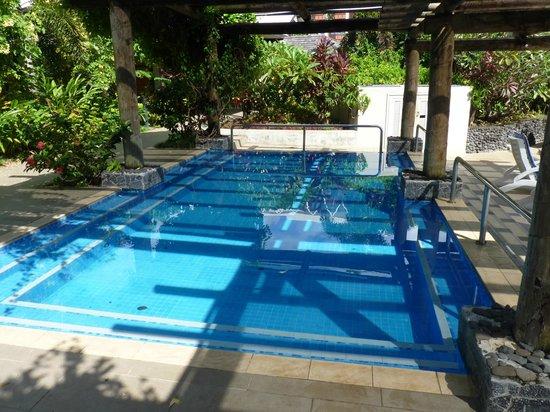 Tanoa Tusitala Hotel: Tanoa Tusitala Swimming Pool