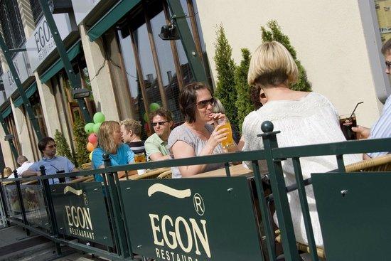 Thon Hotel Prinsen: Egon Restaurant