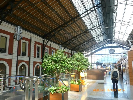 Principe Pio Mall