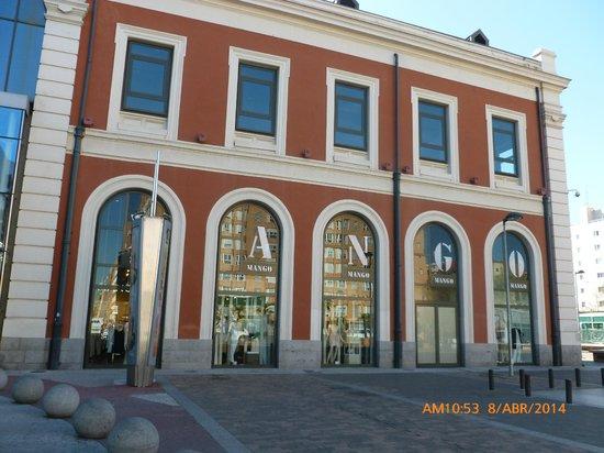 Principe Pio Mall : Que belleza