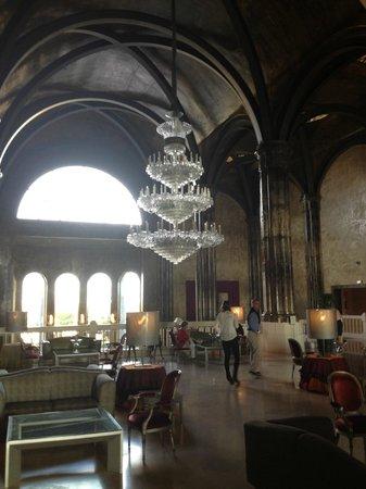 Lopesan Villa del Conde Resort & Corallium Thalasso: Entrance hall