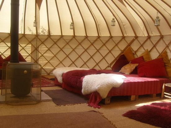 Woodland Tipis and Yurts
