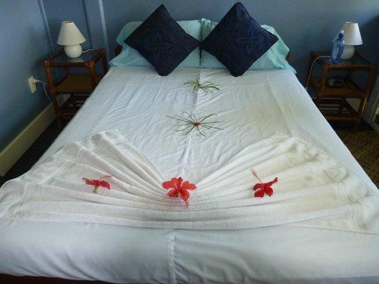 Samoan Outrigger Hotel: My room