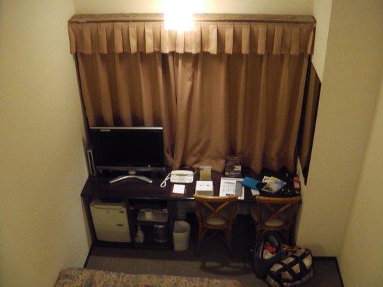 Hotel Grand View Okinawa : 液晶テレビ