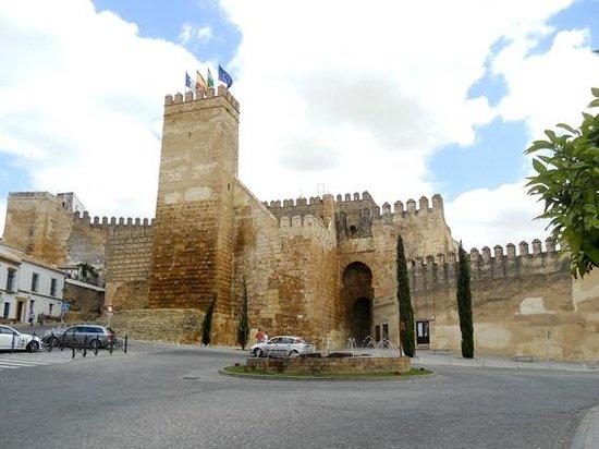 Salon de los presos fotograf a de alc zar de la for Puerta de sevilla carmona