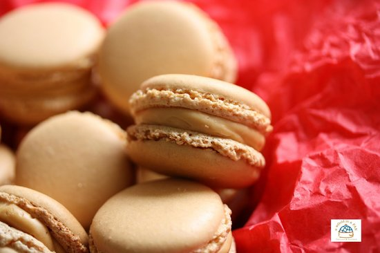 Macaroon Class results A world in a Pan
