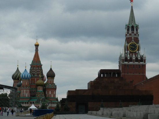 Novotel Moscow Centre: Plaza Roja(Moscú)