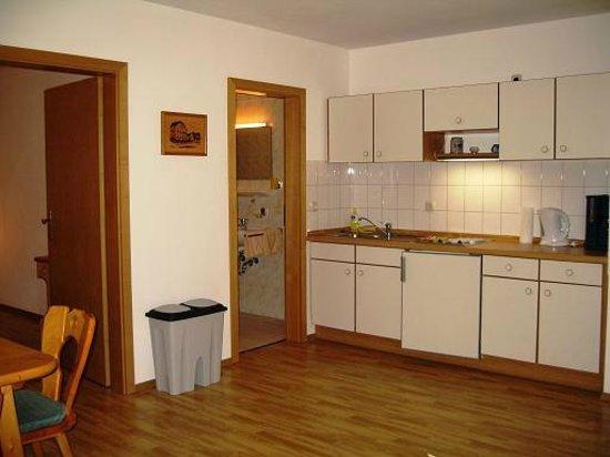 Gastehaus Haibach: Küche