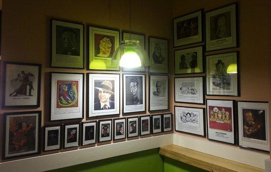 Abrasa BBQ Restaurant Interior Pictures