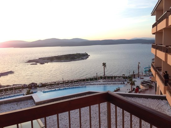 Euphoria Aegean Resort & Spa: My room