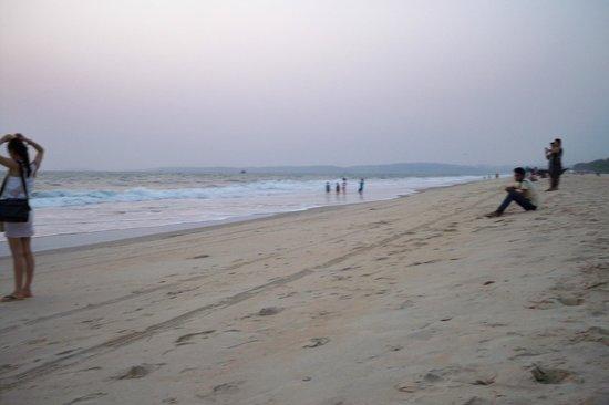 Royal Orchid Beach Resort & Spa, Goa: Beach