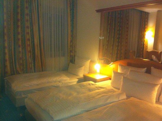 Drei Loewen Hotel: The good room