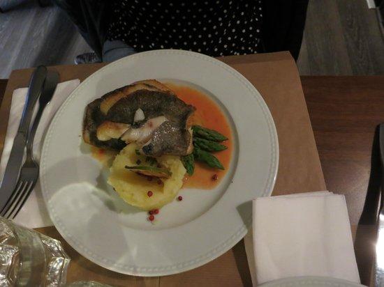 Restaurant Bouche en Folie : Fish