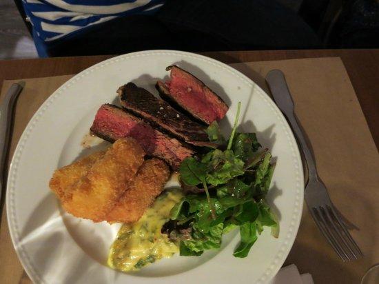 Restaurant Bouche en Folie : Beef