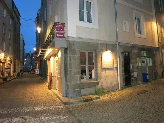 Restaurant Bouche en Folie : corner