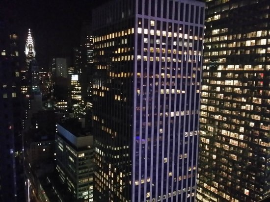 Millennium Broadway Hotel New York: Vue de nuit