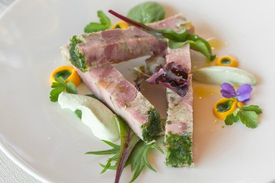 La Gremelle: Véritable jambon persillé de Bourgogne