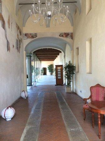 Grand Hotel Villa Torretta Milano : PERCORSO SUGGESTIVO ED EMOZIONANTE