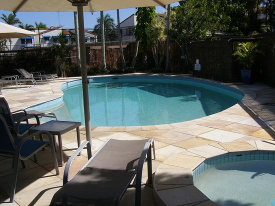 Noosa Keys Resort: pool area