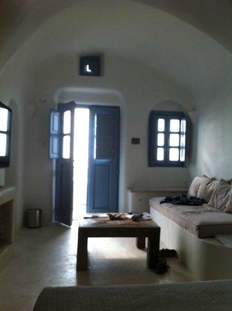Kapari Natural Resort : la chambre